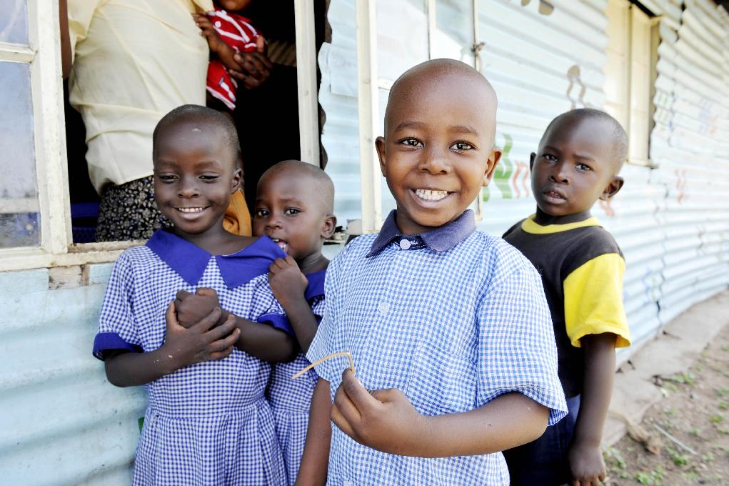 5 faits sur le travail des enfants en Afrique