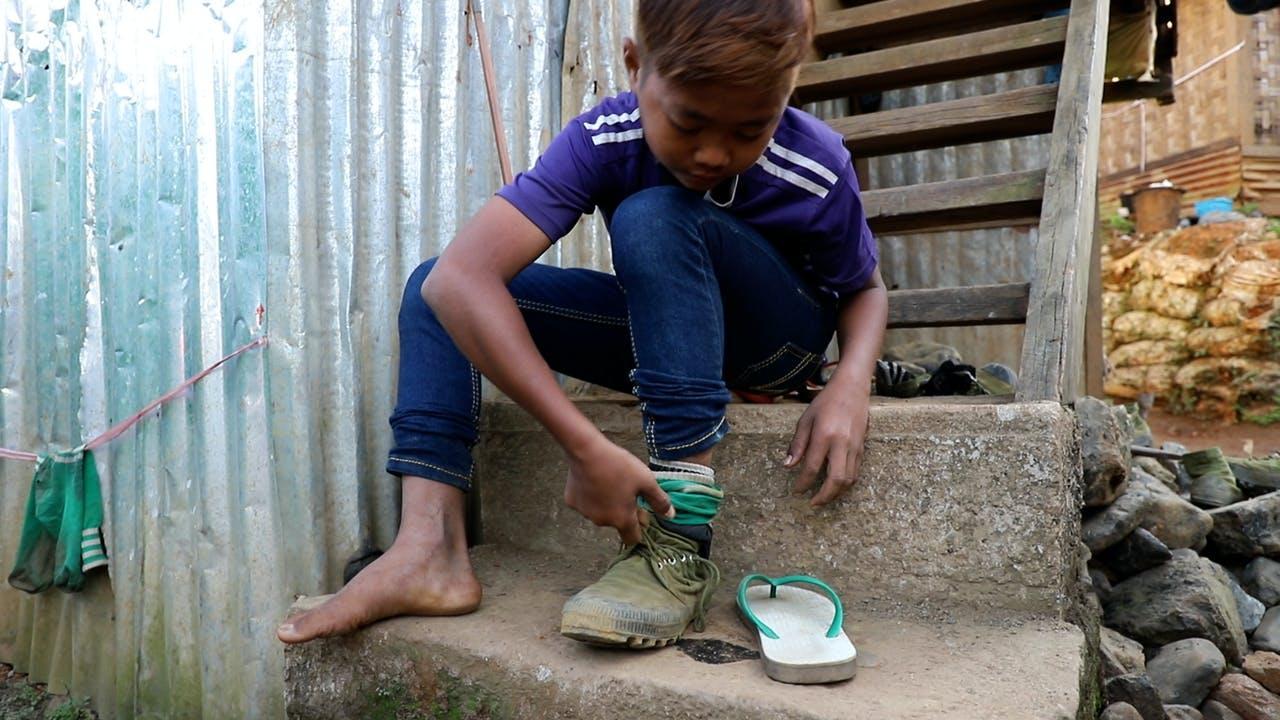 El trabajo infantil en la minas de jade de Myanmar puede ser mortal