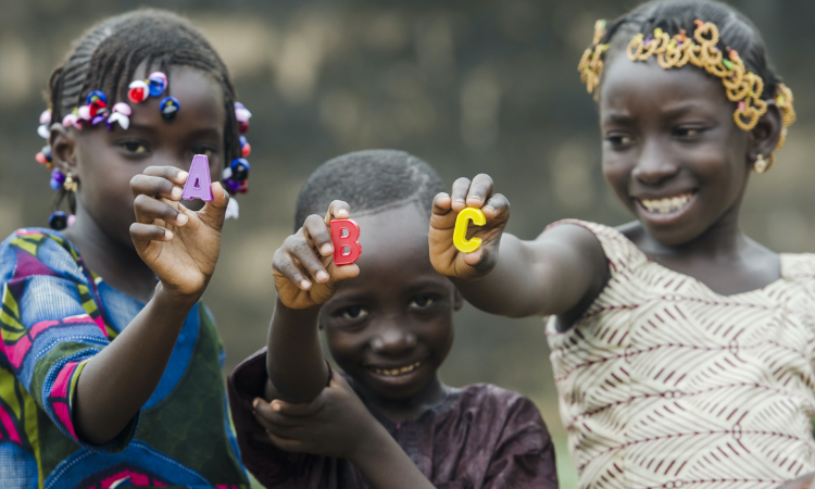 5 pledge makers against child labour in mining